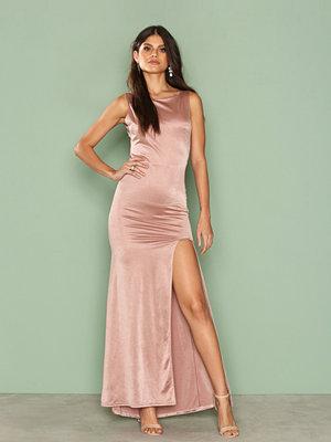 TFNC Fatima Maxi Dress Taupe