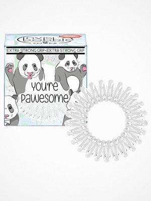 Övriga accessoarer - Invisibobble You are Pawsome! White