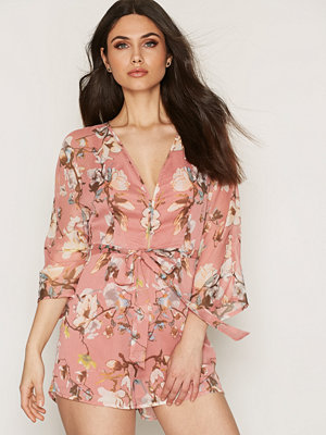 Jumpsuits & playsuits - NLY Trend Kimono Play Suit
