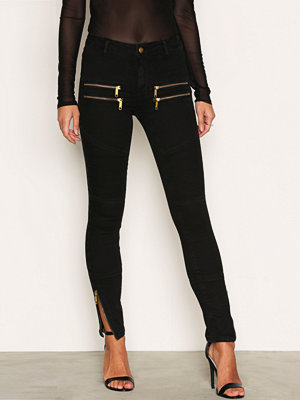 NLY Trend Zip Detailed Denim