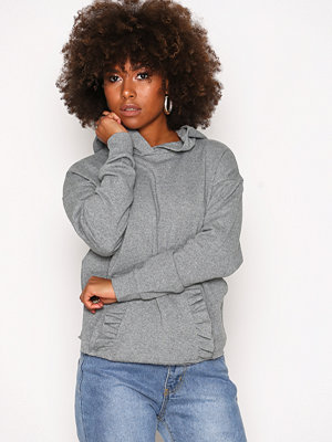 NLY Trend Pocket Frill Sweat