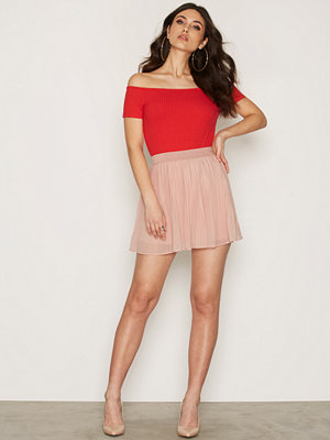 NLY Trend Pleated Mini Skirt