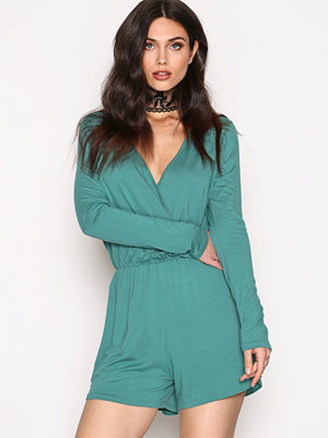 Jumpsuits & playsuits - NLY Trend Summer Playsuit