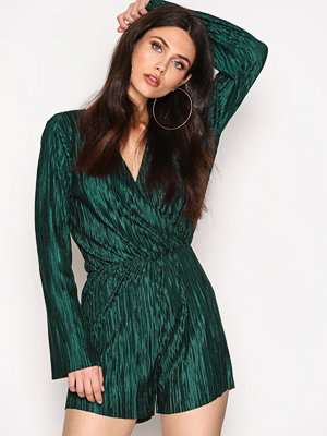 Jumpsuits & playsuits - NLY Trend Pleated Playsuit