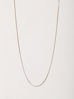 Blue Billie halsband Curb Chain 60cm Silver