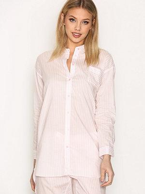 Pyjamas & myskläder - Hunkemöller Poplin Men Shirt Blush