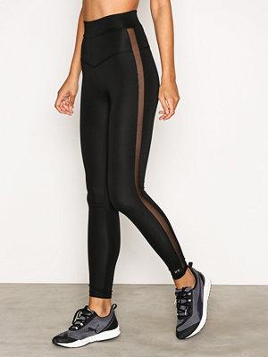Fashionablefit High Rise Long Tights Svart