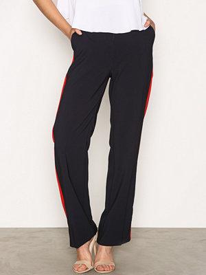 Closet byxor Racer Stripe Trouser Navy/Red