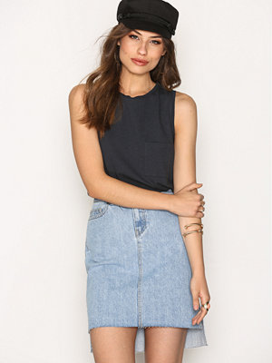 Filippa K Cotton Linen Tank Night