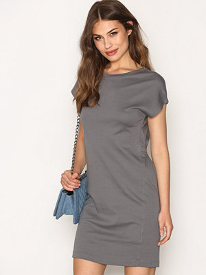 Filippa K T-shirt Summer Dress Concrete