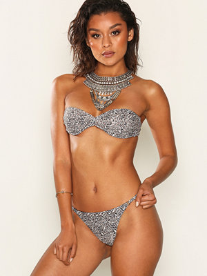 NLY Beach Perfect Tan Panty Leopard