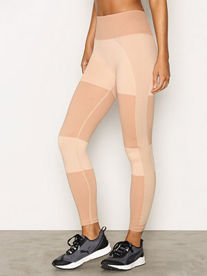 Fashionablefit High Tone Seamless Tights Dusty Pink