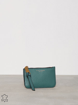 Plånböcker - Marc Jacobs Key Pouch Blå