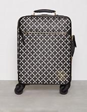 By Malene Birger svart mönstrad väska Raniero