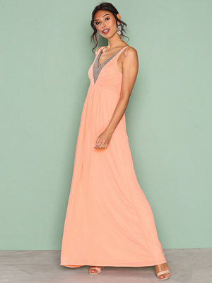 Sisters Point Galant Dress Coral