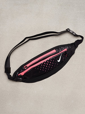 Sport & träningsväskor - Nike Waistpack Small Svart/Rosa