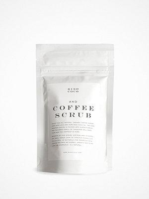 Ansikte - Biso Coco Coffee Scrub 100g Transparent
