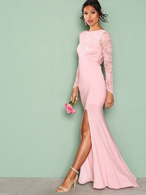 TFNC Seraphina Maxi Dress Pink