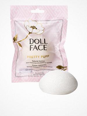 Ansikte - Doll Face Pretty Puff Natural Konjac Sponge Natural