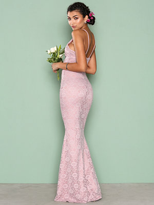 NLY Eve Romantic Halterneck Gown Lila