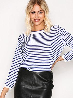 Samsøe & Samsøe Rosie O-neck Blue Stripe
