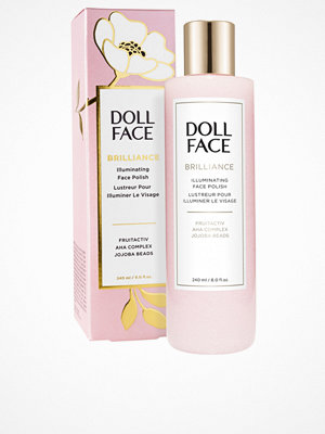 Ansikte - Doll Face Brilliance Illuminating Face Polish 240 ml Transparent