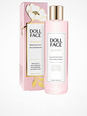 Ansikte - Doll Face Clarify Balancing Toner 240 ml Transparent