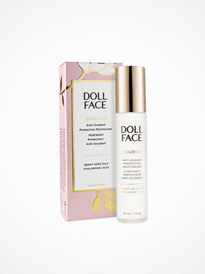 Ansikte - Doll Face Nourish Anti-Oxidant Protective Moisturizer 50 ml Transparent