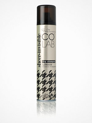 Hårprodukter - COLAB Sheer & Invisible Dry Shampoo 200 ml London