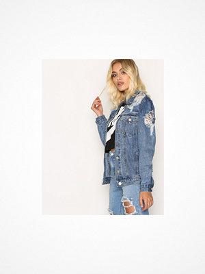 Glamorous Destroy Denim Jacket