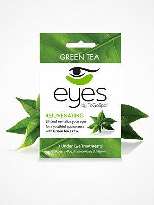 Ansikte - ToGoSpa 3 Under Eye Treatments Green Tea