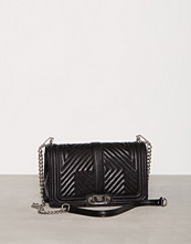 Rebecca Minkoff Geo Quilted Love Crossbody