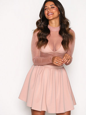 Kjolar - NLY One Pleated Mini Skirt