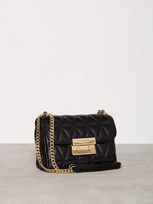 Handväskor - MICHAEL Michael Kors Sloan SM Chain Shldr
