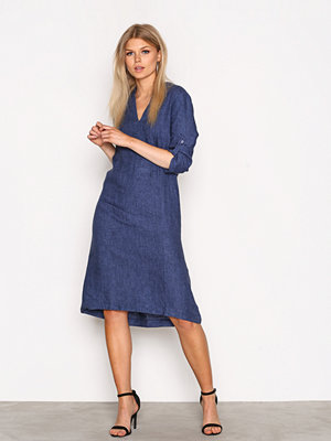 Morris Sandrine Dress Blue