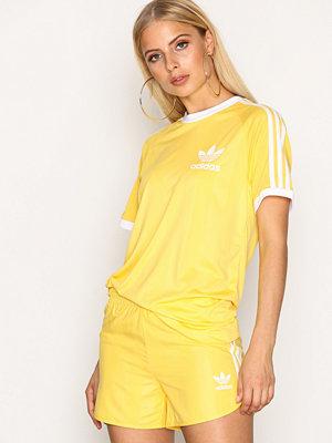 Adidas Originals Football Shorts Gul