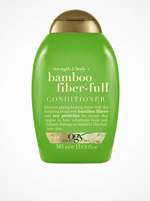 Hårprodukter - OGX Bamboo Conditioner 385 ml Transparent