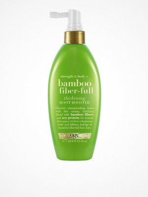 Hårprodukter - OGX Bamboo Thickening Root Booster 177 ml Transparent