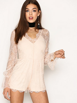 Glamorous Dreamy Lace Playsuit