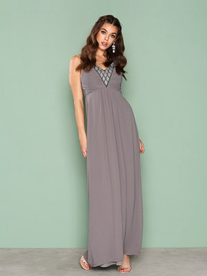 Sisters Point Galant Dress Grey