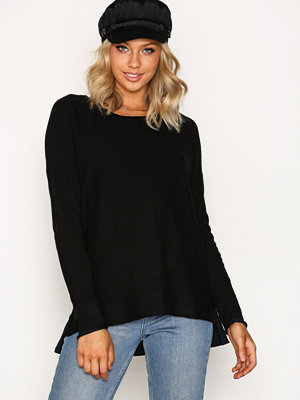 By Malene Birger Tillon Pullover Black