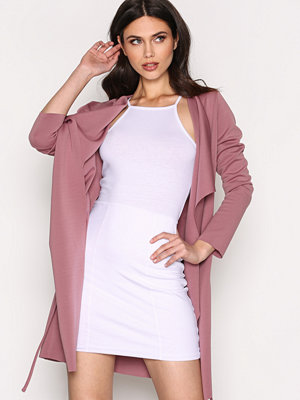 Trenchcoats - NLY Trend Utility Trenchcoat Mauve