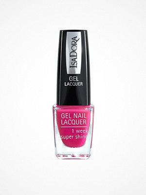Naglar - IsaDora Gel Nail Lacquer Pink Cubana