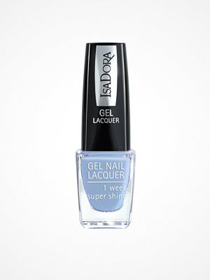 Naglar - IsaDora Gel Nail Lacquer Colonial Blue