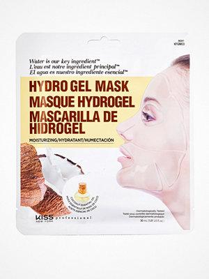 Ansikte - Kiss Professional New York Moisturizing Coconut Gel Mask Transparent