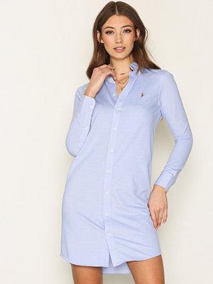 Polo Ralph Lauren Oxford Dress Blue