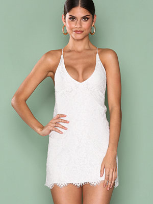 Motel Shine Dress White