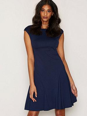 Polo Ralph Lauren Cap Sleeve Dress Navy