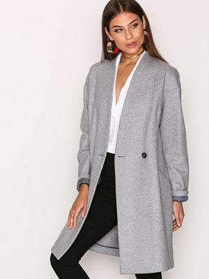 Filippa K Elise Coat Grey