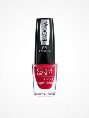 Naglar - IsaDora Gel Nail Lacquer Viva Red
